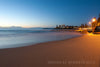 Dawn Slow-Exposure scenic image at North Cronulla Beach
