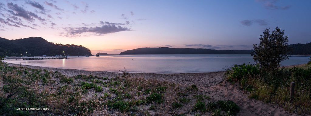 A New Day Dawns at Patonga Bay
