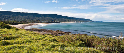 McCauley's Beach & the Escarpment