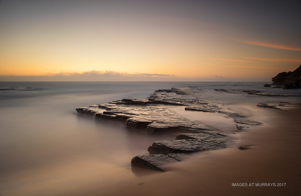 Turimetta Rock-Shelf - Serenity in Colour