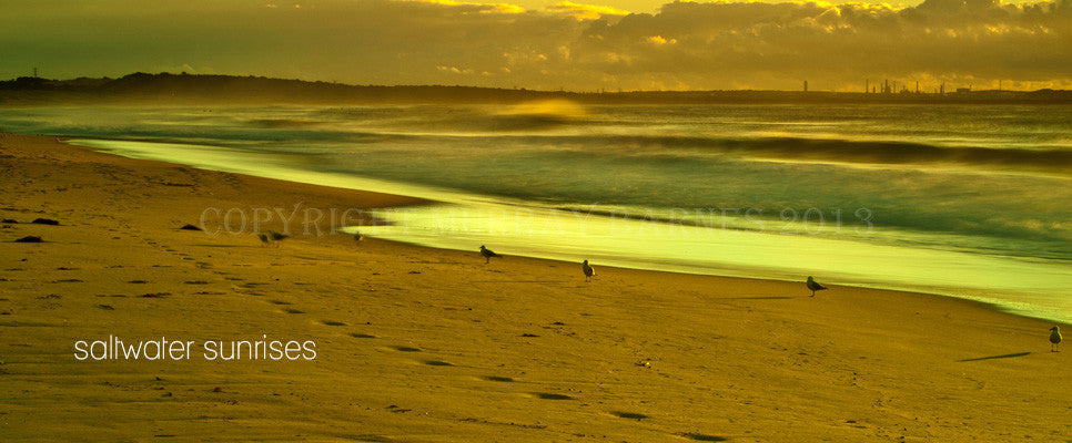Cronulla Beach Sunrise