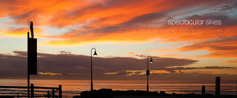 Sunrise Cronulla Beach