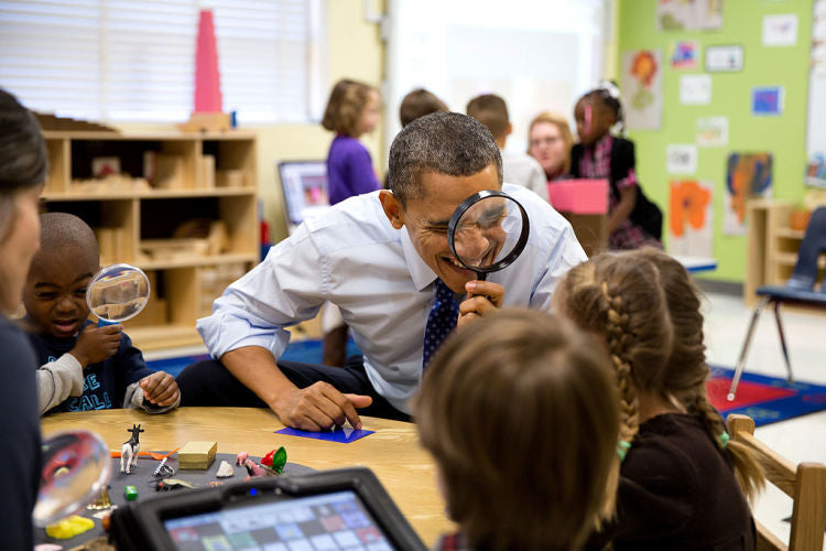 10 U.S Presidents who also worked as teachers