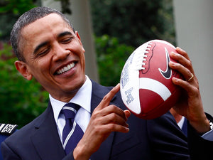 How the U.S. President Became the Nation's Star Athlete