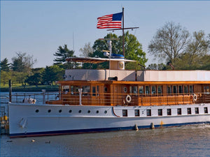The Floating White House: A Brief History of the Presidential Yacht