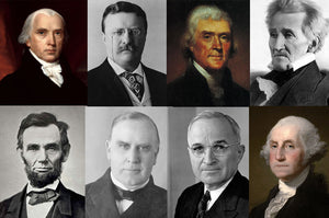 America's Richest (and Poorest) Presidents
