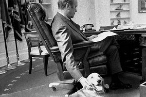 List of U.S. presidents and their dogs