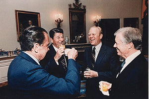 A Brief History of Presidential Drinking