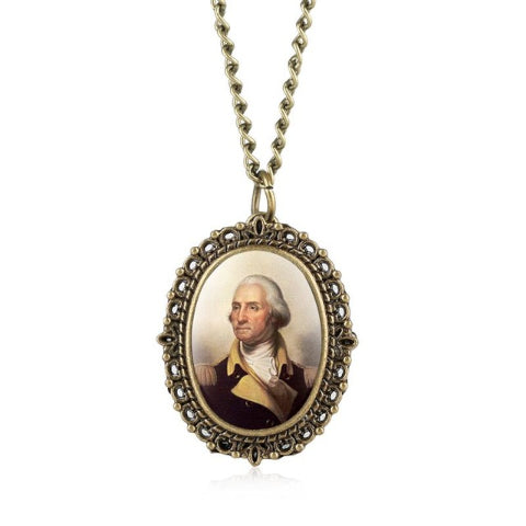 George Washington Pocket Watch