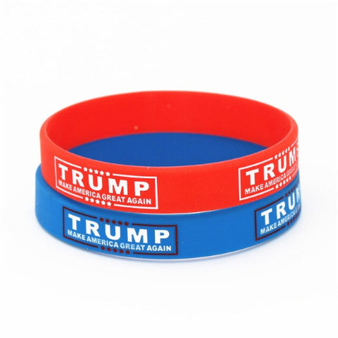 Image of Patriotic Wrist Bands