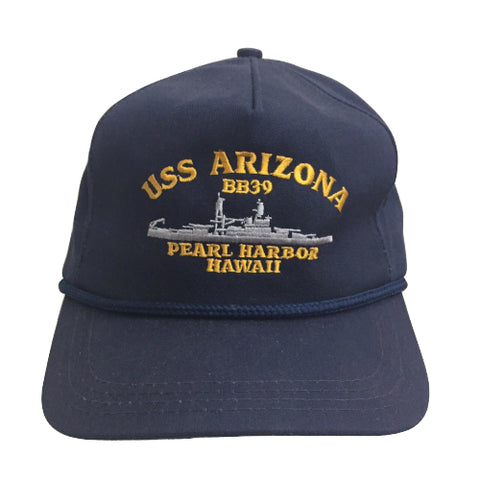 USS Arizona Pearl Harbor Hat