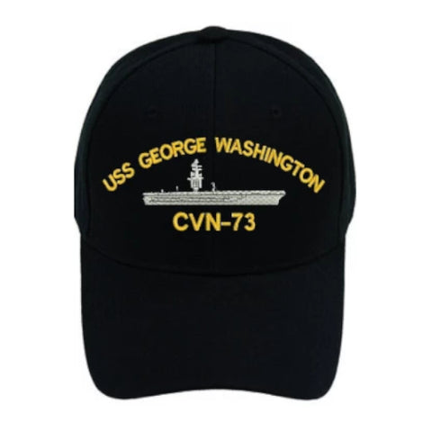 Image of USS George Washington hat