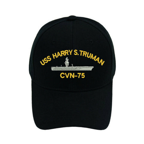 USS HARRY S. TRUMAN CVN-75 BATTLESHIP Hat