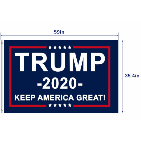 Image of Keep America Great Flag