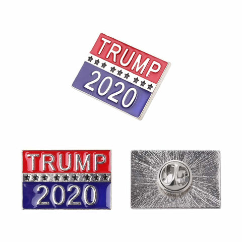 Image of Trump 2020 Pin