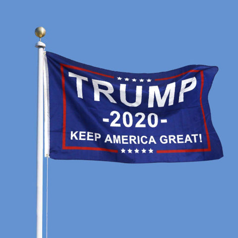 Keep America Great Flag
