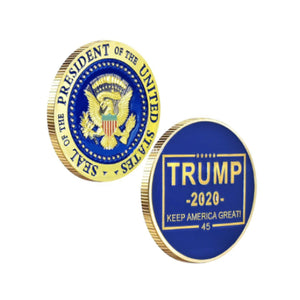 2020 Challenge Coin - Collectors Edition