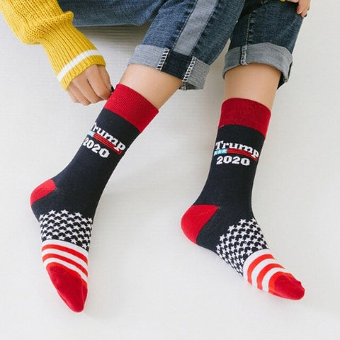 Image of 2020 Campaign Socks