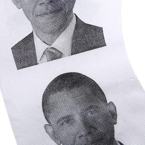 Image of Obama Toilet Paper