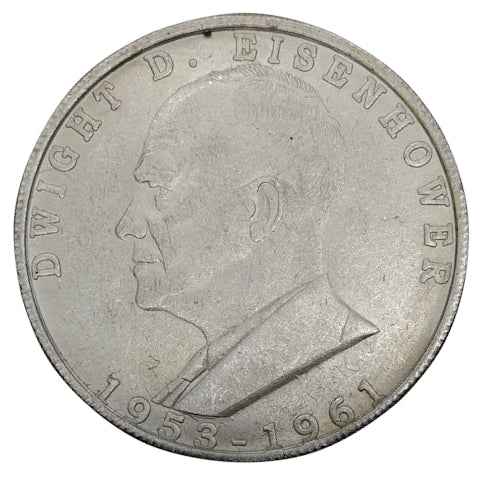 Image of 1953-1961 Dwight Eisenhower Commemorative Coin