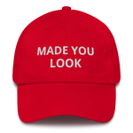 "Trump ""Made You Look"" Hat"