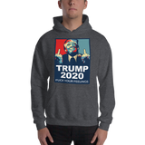 Middle Finger Trump 2020 'Fuck Your Feelings' Sweatshirt