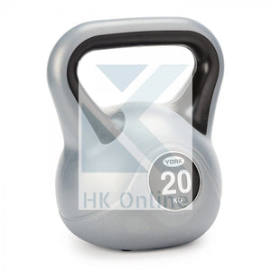 20KG Easy Grip Vinyl Coated KETTLEBELL -Sumo Squats, Walking Lunges