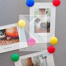 Load image into Gallery viewer, Pack 10 WHITEBOARD MAGNETS -Coloured Fridge Magnets