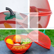 Load image into Gallery viewer, Apple Mesh FRESH FRUITS Basket -Keep Unwanted Pets & Insects Out