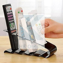 Load image into Gallery viewer, 4 Slot REMOTE CONTROL HOLDER -Docking Stand, Keep All Device Remotes Together