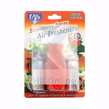 Load image into Gallery viewer, Mini Air Freshener DIFFUSER SPRAY -Set of Refills, Wall Mountable