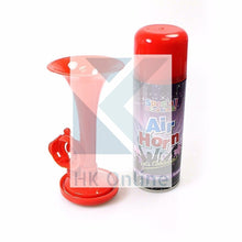 Load image into Gallery viewer, Party AIR HORN -Festivals, Special Occasions, Celebrations, Camping