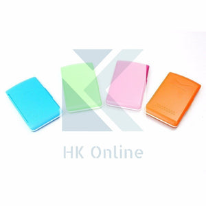 Mini Wallet Multifunctional POCKET CALCULATOR -Vibrant Candy Colours