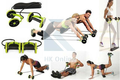 Revoflex Xtreme TOTAL BODY GYM-Arm & Abdominal Resistance Exerciser