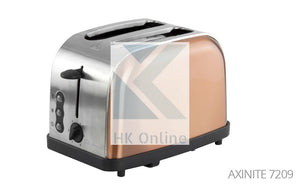 2 Slot Axinite Pro LEGACY TOASTER -Toast From Frozen, Reheat, Variable Browning Control