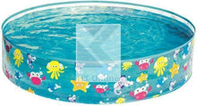 "Load image into Gallery viewer, Bestway 1.22m x 25cm ODYSSEY PADDLING POOL -219L Fill & Fun Ball Pool (48"")"