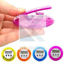 Load image into Gallery viewer, Mini Magnetic DIGITAL KITCHEN TIMER -Cooking, Hairdressing, Studying, Training