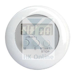 Mini Magnetic DIGITAL KITCHEN TIMER -Cooking, Hairdressing, Studying, Training