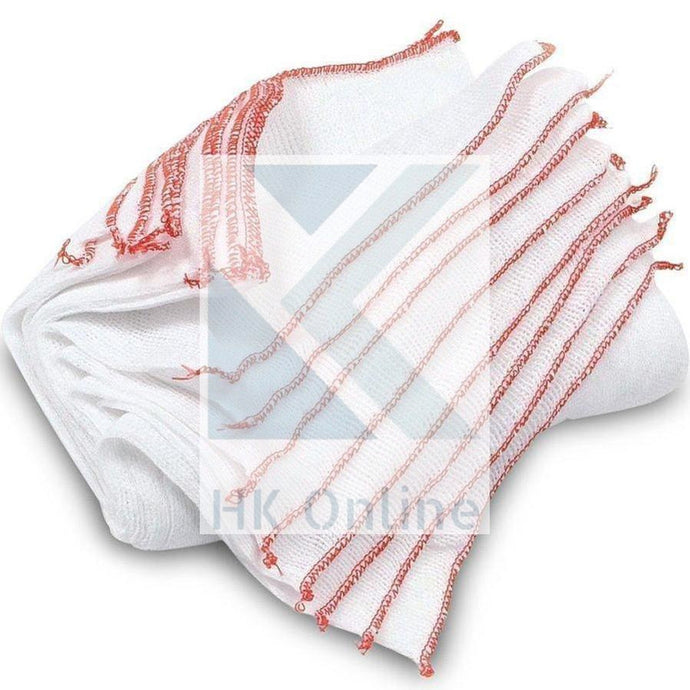 Pack 15 Deluxe DISH CLOTHS -Washing Up, Spills, Cleaning 10 x 12''