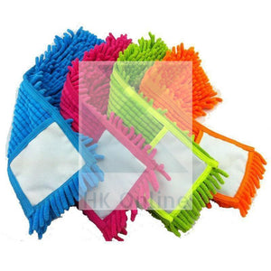 MICROFIBRE MOPHEADS -Washable & Replacement Noodle Mop Pads (MOPHEADS Only)