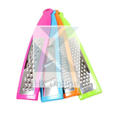 Load image into Gallery viewer, Multifunctional 4 in 1 GRATER -Cheese, Vegetables, Chocolate, Cut, Shred, Slice