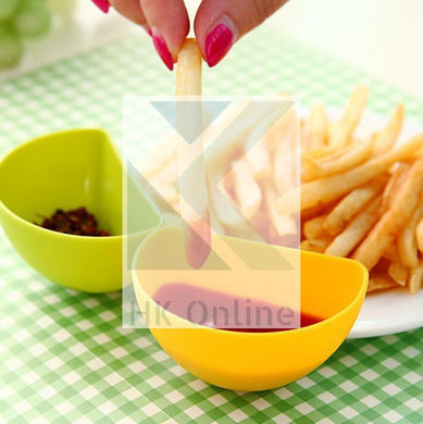 PK2 SAUCE CLIPS -Dipping Clips, Ketchup, Mayo & Chutney