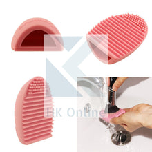 Load image into Gallery viewer, Silicone BRUSH EGG -Make Up Brush Cleaner, Easy Use, Easy Rinse
