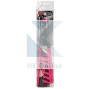 Static Free Hair STRAIGHTENING COMB -Styling & Conditioning Comb, Detangling