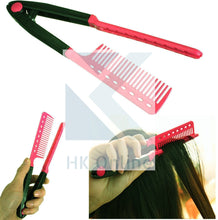 Load image into Gallery viewer, Static Free Hair STRAIGHTENING COMB -Styling & Conditioning Comb, Detangling