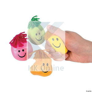 Moody Faces SQUEEZE BALLS -Stress Relief, ADHD, Sensory Toy