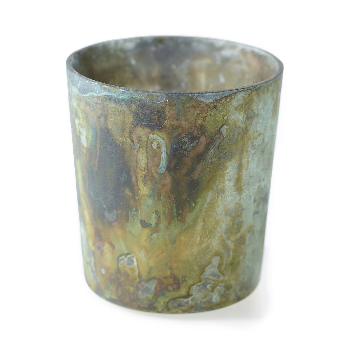 2.5 x 2.75 inches,Patina Celadon Green