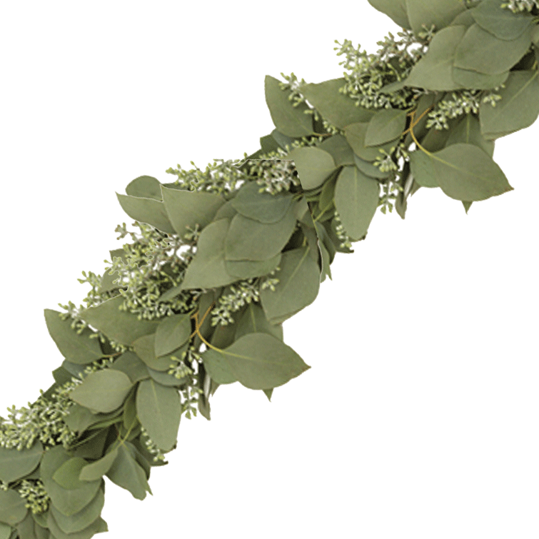 Seeded Eucalyptus Garland