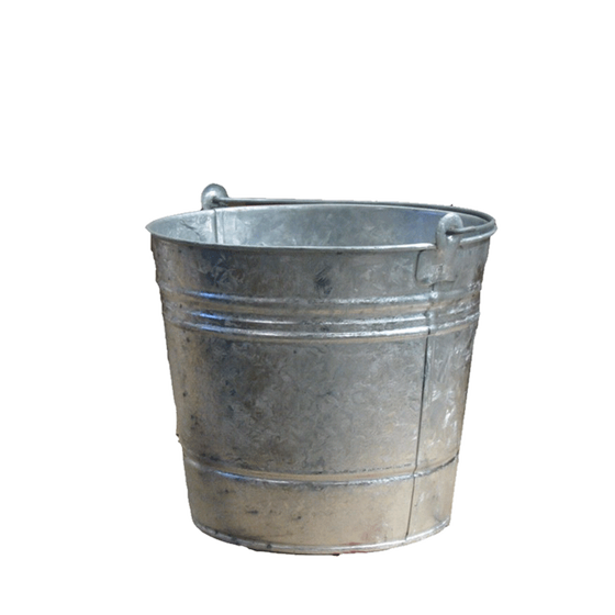 Mini Galvanized Pail Guest Favor