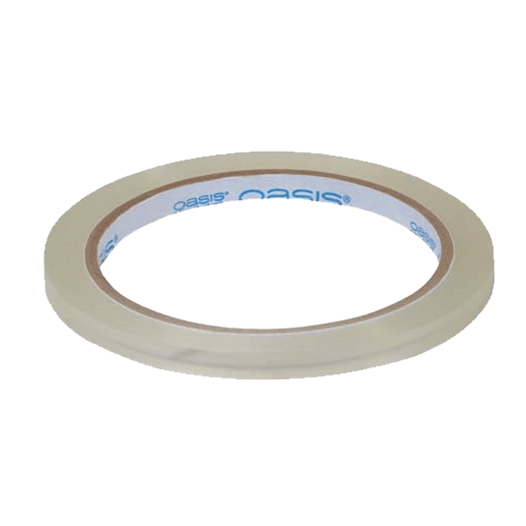 Waterproof Florist Tape - Clear